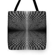 Digital Divide Vortex Tote Bag