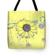 Digital Drawing 1 Tote Bag