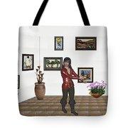Digital Exhibition 21 Tote Bag