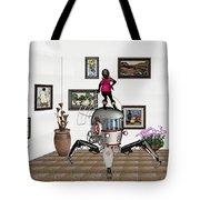Digital Exhibition 421 Tote Bag
