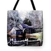 Digital Mill Tote Bag