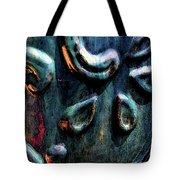 Digital Painting Abstract Blue 2364 Dp_2 Tote Bag