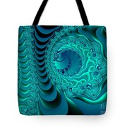 Digital Physics Tote Bag
