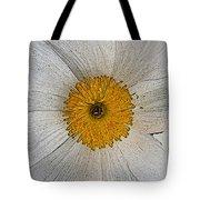 Digital Poppy Tote Bag