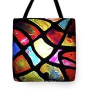 Digital_leaf Theme Tote Bag