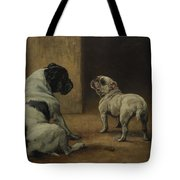 Dignity And Impudence Tote Bag