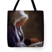 Dignity Of Age Tote Bag