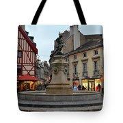 Dijon Fountain Tote Bag