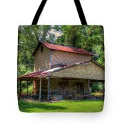 Dilapidated Building One Tote Bag