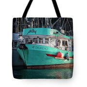 Diligence At French Creek Tote Bag