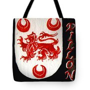 Dillon Family Shield Tote Bag
