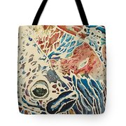 Diluted Betta Tote Bag