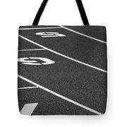 Dimensional Curve Tote Bag