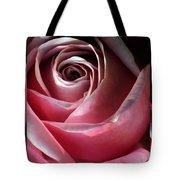 Dimming Rose Tote Bag