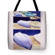 Dinghy Lines Tote Bag