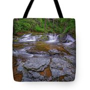 Dingmans Creek II Tote Bag