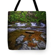 Dingmans Creek Tote Bag