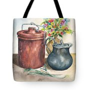 Dining In Tote Bag