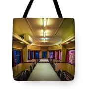 Dining In Style Tote Bag