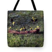 Goldfinch Convention Tote Bag