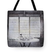 Dining Table- Swink Tote Bag
