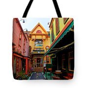 Dinks Alley Tote Bag