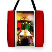 Dinner For Eight Tote Bag