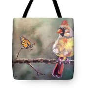 Dinner Guest Tote Bag