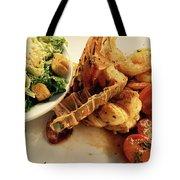 Dinner Tote Bag