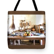 Dinner Is Ready Tote Bag