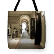 Dinner Is Serve4d Tote Bag