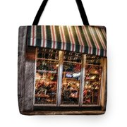 Dinner Time Tote Bag by Barry C Donovan