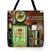 Dino Gasoline Tote Bag