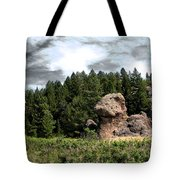Dino Land Of The Lost Tote Bag