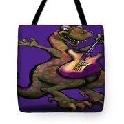 Dinorock Tote Bag