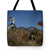 Dinosaur 10 Tote Bag