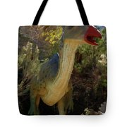 Dinosaur 11 Tote Bag