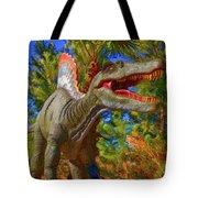 Dinosaur 12 Tote Bag