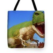 Dinosaur 5 Tote Bag