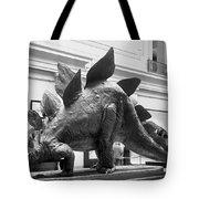 Dinosaur Exhibit, 1917 Tote Bag