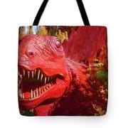 Dinosaurs 8 Tote Bag