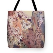 Diocletian Courtyard Tote Bag