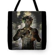 Dionysus God Of Grape Tote Bag