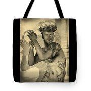 Dionysus Sepia Old Tote Bag
