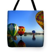 Dip And Go Tote Bag