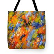 Diptych Part 2 Tote Bag