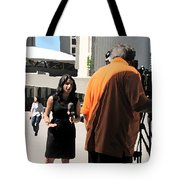 Direct From City Hall Tote Bag