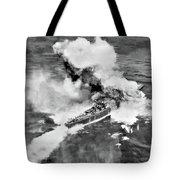 Direct Hit Tote Bag