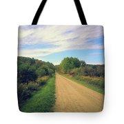Dirt Road Life Tote Bag