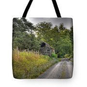 Dirt Roads Tote Bag